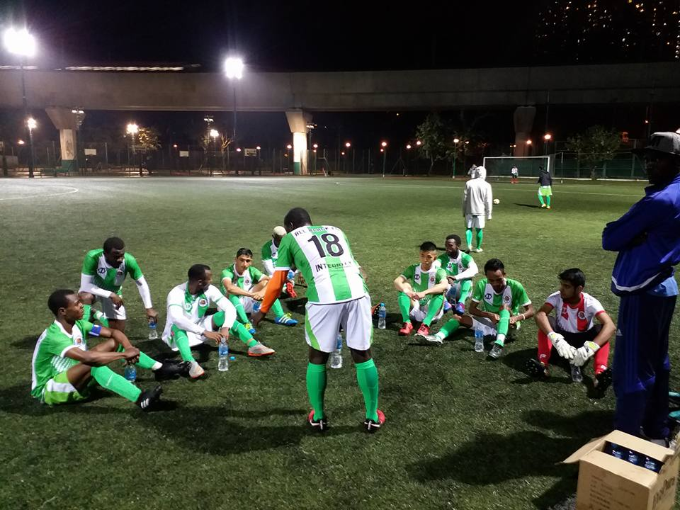 How a Hong Kong soccer club is giving new life to the city's African refugees